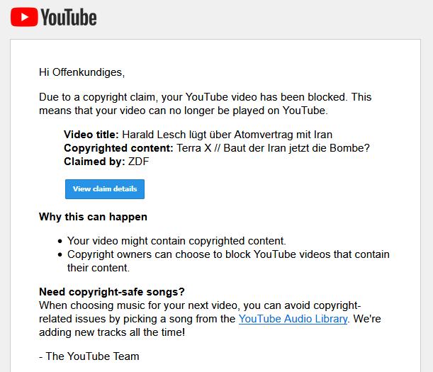 lesch-youtube