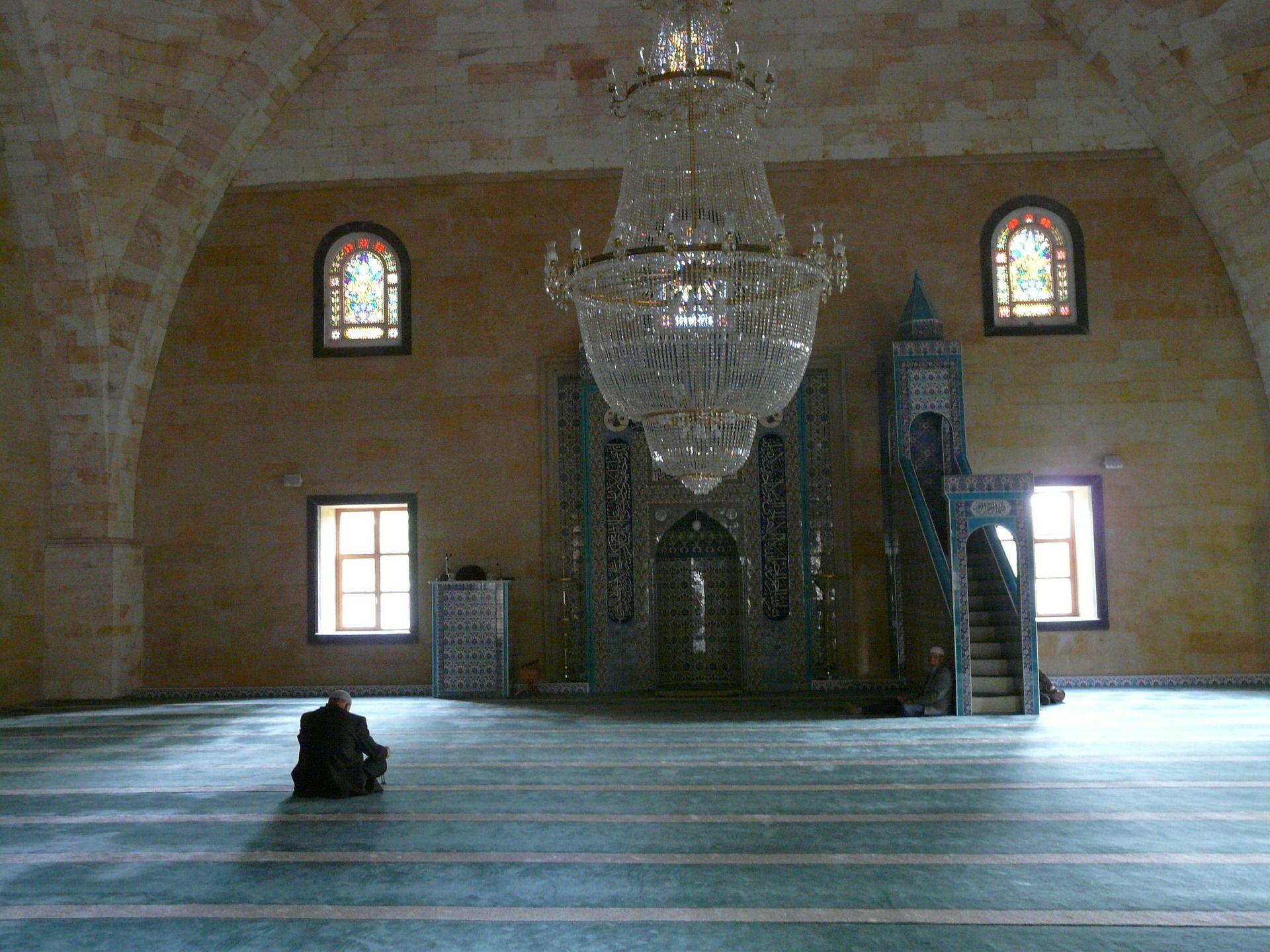 Corona Moschee